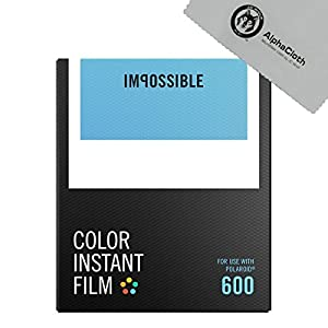 Impossible Polaroid 600 and Instant Lab Film