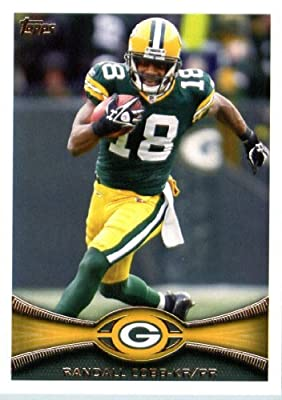 2012 Topps Football Card # 211 Randall Cobb - Green Bay Packers (NFL Trading Card)