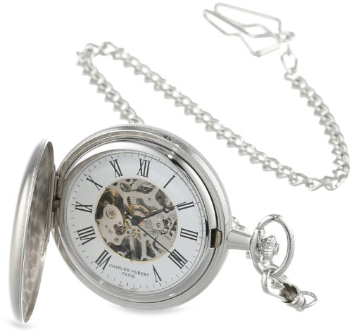 Charles-Hubert Mechanical Pocket Watch