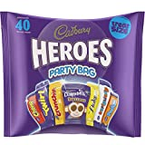 Cadbury Heroes Party Bag Treatsize 567g