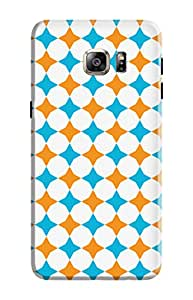 KanvasCases Printed Back Cover for Samsung Galaxy S6 Edge Plus + Free Earphon...