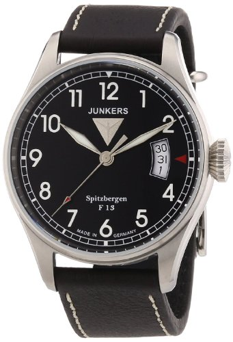 Junkers Inspiration JU6170-2 Elegante orologio da uomo Made in Germany