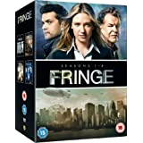 Fringe - Season 1-4 [DVD] [2012]by Anna Torv