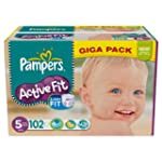 Pampers - 81370972 - Active Fit Couch...
