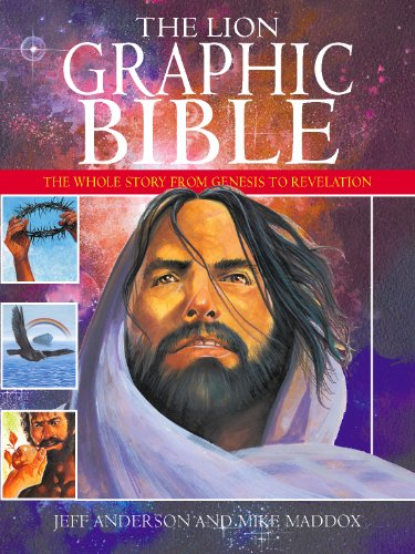 The Lion Graphic Bible: The Whole Story from Genesis to Revelation: Jeff Anderson, Mike Maddox: 9780745949239: Amazon.com: Books