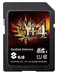 モンスターハンター4 オリジナル SDHCカード (8GB)