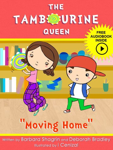 The Tambourine Queen: Moving Home by Deborah Bradley ebook deal