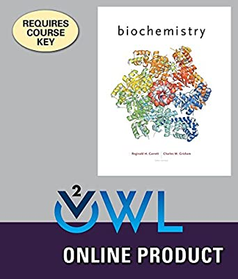 OWLv2 for Garrett/Grisham's Biochemistry Technology Update, 6th Edition