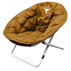 Texas Longhorns Sphere Chair by Logo