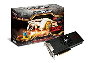 PowerColor PCS+ AMD Radeon HD 7870 Myst. Edition 2 GB GDDR5 DVI/HDMI/2Mini DisplayPort PCI-Express Video Card AX7870 2GBD5-2DHPPV3E