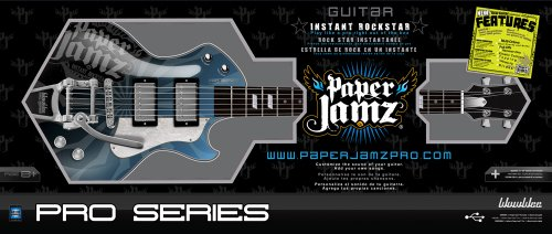 wowwee paper jamz pro guitar series style 1 Shop for paper jamz at best buy find low everyday prices and buy online for delivery or in-store pick-up.