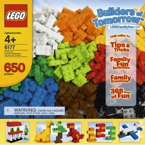 LEGO Bricks & More Builders of Tomorrow Set 6177  .NIHON★IMPORT.