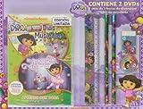 Pack: Dora, La Exploradora: Días De Colegio Musicales + La Función De Baile (+ Set De Papelería) [DVD] en Castellano