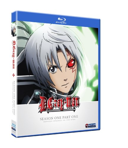 D. Gray-Man: Season 1, Part One [Blu-ray]