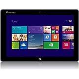 "Prestigio MultiPad Visconte 2 Tablette tactile 10,1"" (25,65 cm) Intel Celeron N806 2 GHz 32 Go Windows 8.1 Wi-Fi Gris"