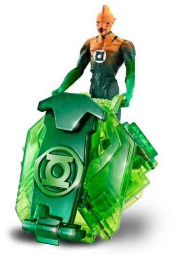 Green Lantern Battle Shifters Scorpion Assault Tomar-Re figure - 1