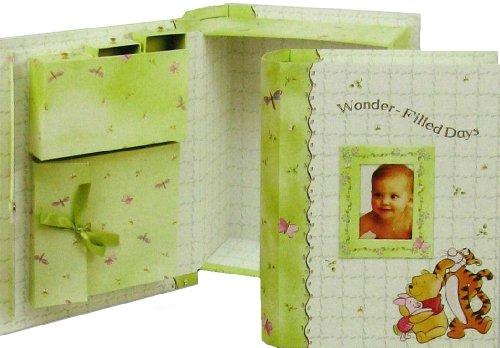 Disney Baby Winnie the Pooh 4 Piece Baby Gift Set