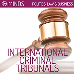 International Criminal Tribunals Hörbuch