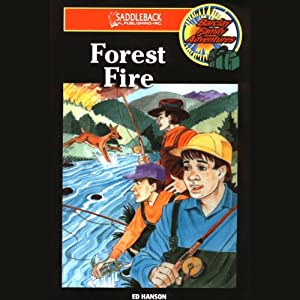 Forest Fire: Barclay Family Adventures | [Ed Hanson]