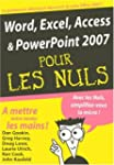 Word, Excel, Access, PowerPoint 2007
