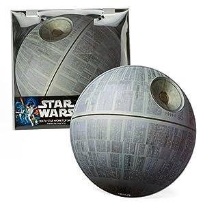 Star Wars Death Star Worktop Saver - Non Slip Feet - Made of Toughened Glass