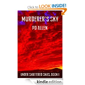 Murderer's Sky: Book One of Under Shattered Skies