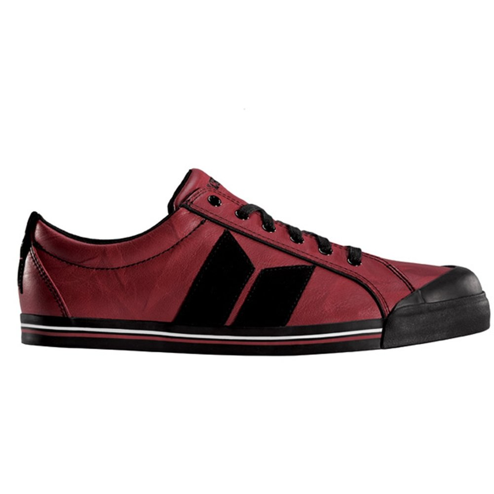 Galleon - MacBeth - Eliot Premium Red & Black Wrinkled ...