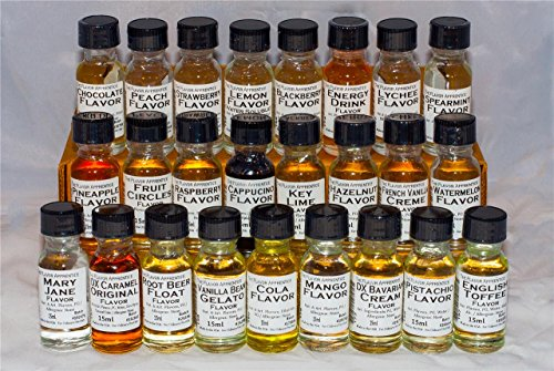 Root Beer Float Flavoring Extracts by The Flavor Apprentice TFA (0.5 oz/15 ml) for Baking & Cosmetics: Hard Candy, Cakes, Gummies, Chocolate, Marshmallows, Caramels, Fudges, Ice Cream, and more 15ml (Food Extracts compare prices)