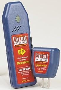 Hi-tech Electronics Products #htp-6 Circular Detecti Identifier