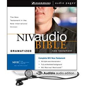 free audible bible download
