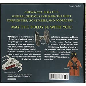 Star Wars Origami: 36 Ama Livre en Ligne - Telecharger Ebook