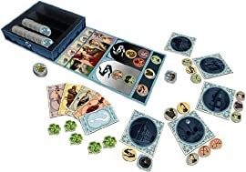 Gentlemen Thieves Board Game