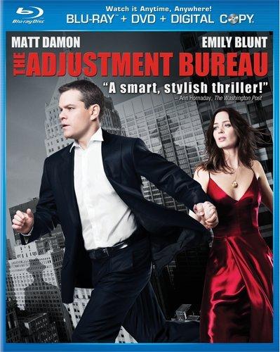 Изображение для Меняющие реальность / The Adjustment Bureau (2011) BDRip-AVC (кликните для просмотра полного изображения)