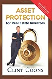 img - for By Clint Coons Asset Protection for Real Estate Investors [Paperback] book / textbook / text book