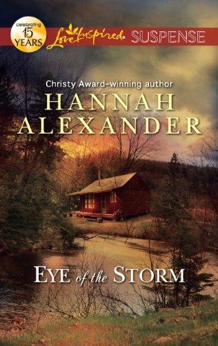Eye of the Storm: Love Inspired Suspense