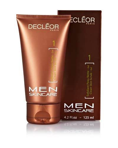 DECLEOR Gel Fresco Exfoliante Para Hombre 125 ml