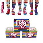 Foot Kandy Socken - Set mit 6 verschi...