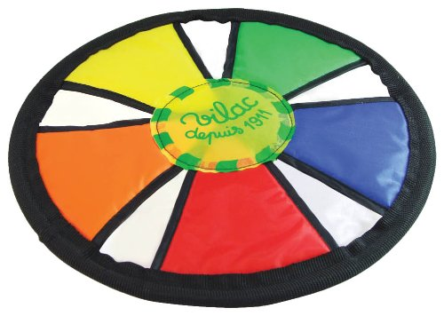 Vilac Frisbee, Multicolored Canvas