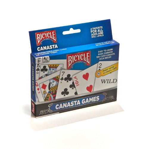 Best Review Of Bicycle Canasta Games Playing Cards