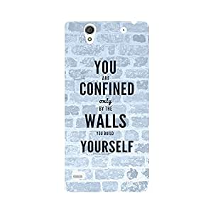 Digi Fashion premium printed Designer Case for Sony Xperia C4