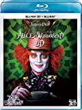 アリス・イン・ワンダーランド 3Dセット[Blu-ray/ブルーレイ]