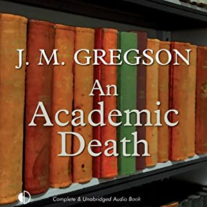 An Academic Death Audiobook