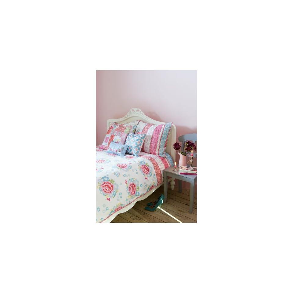 Room Seven Bed Bath Bettwäsche Funny Flower Pink Größe 135 X 200