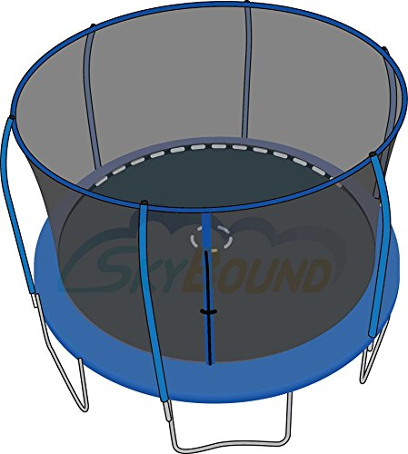 12ft Trampoline Replacement Safety Enclosure Net For