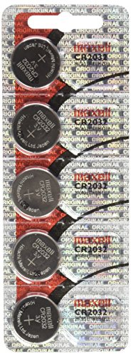 "maxell CR2032 3V Lithium Coin Cell 10 pack ""New HOLOGRAM PACKAGE"""
