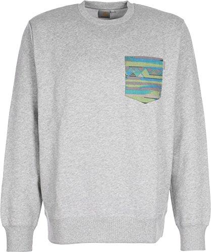 carhartt-eaton-pocket-sweater-xl-grey-green-chamois