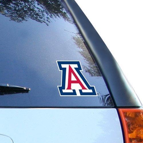NCAA University of Arizona Multi-Use Colored Decal, 5