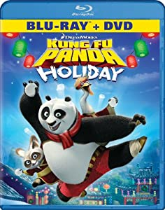 Kung Fu Panda Holiday Two-disc Blu-raydvd Combo from Dreamworks Animated
