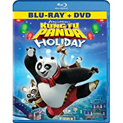 Kung Fu Panda Holiday (Two-Disc Blu-ray/DVD Combo)