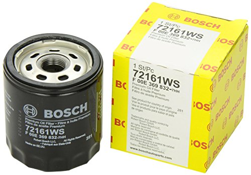Bosch 72161WS / F00E369832 Workshop Engine Oil Filter (2002 Saturn Sl Oil Filter compare prices)